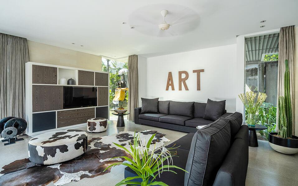 Villa Issi - Gorgeous living area