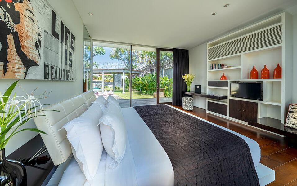 Villa Issi - Guest bedroom